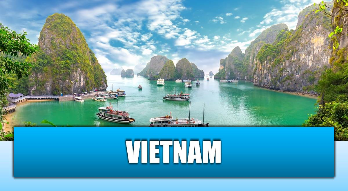 PAKET TOUR VIETNAM - GO! HOLIDAY SOLUTION
