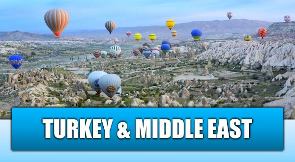TURKEY & MIDDLE EAST