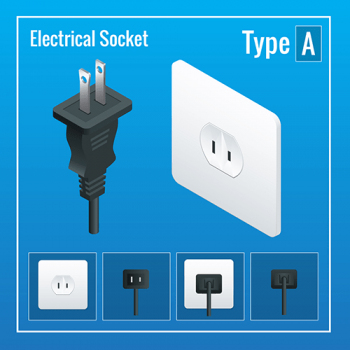 power-plug-socket-type-A