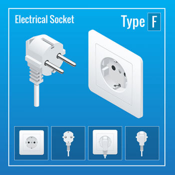 power-plug-socket-type-F